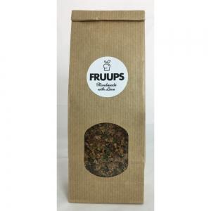 Fruups - voćne mrvice proizvedene od cjelovitog voća dehidriranjem 150 g