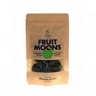 Fruit Moons  - voćna koža od jabuke s lješnjacima i pandanom 100g