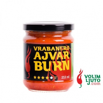 Vrabanero Ajvar Burn
