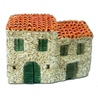 Kućica velika dupla
