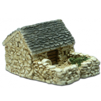 Kućica vrt