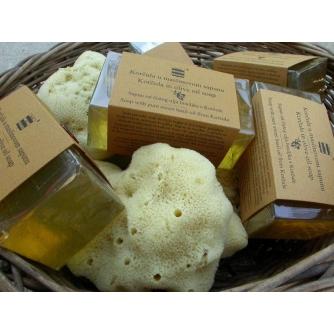 Korčula u maslinovom sapunu