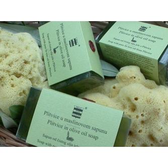 Plitvice u maslinovom sapunu