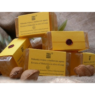 Makarska rivijera u maslinovom sapunu