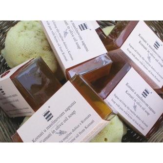 Kornati u maslinovom sapunu