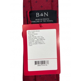 Poklon paket BaN kravata