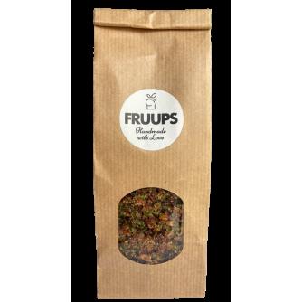 Fruups - voćne mrvice proizvedene od cjelovitog voća dehidriranjem 150g