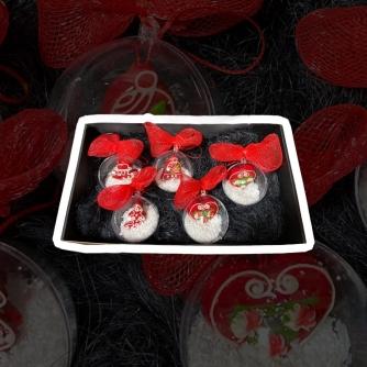 Božićne kuglice - Licitar