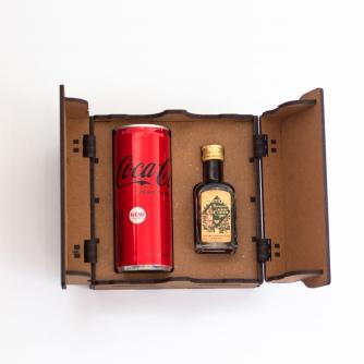 Poklon kutija - Pelinkovac Antique i Coca-Cola