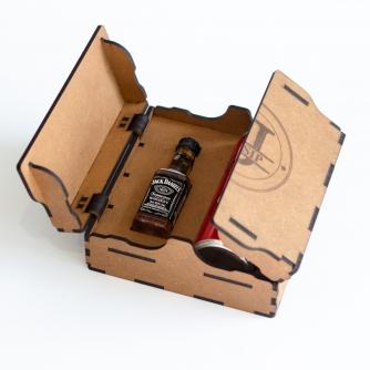 Poklon kutija - Jack Daniel's i Coca-Cola