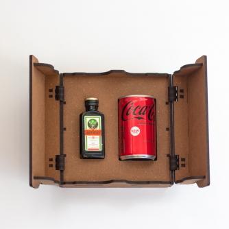 Poklon kutija - Jagermeister i Coca-Cola
