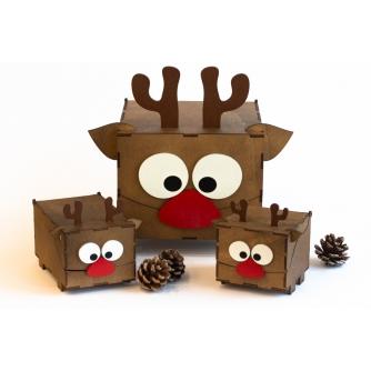 Drvena kutija - Sob