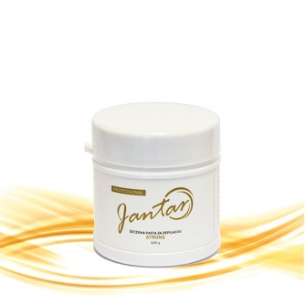 Jantar Strong šećerna pasta za egipatsku depilaciju, 600g