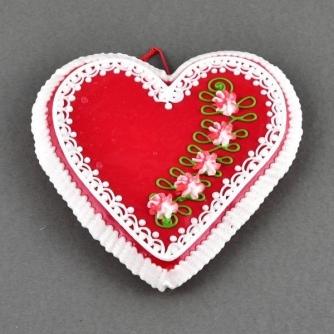 Veće licitarsko srce - komadno