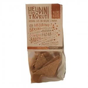 Heljdini trokuti, čips od heljde, 150g