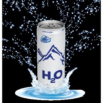 H2O – VODA IZ ALPI
