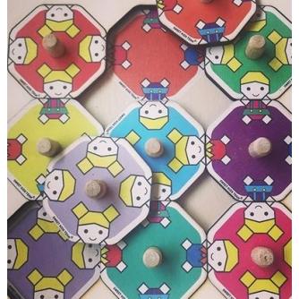 Octagon igra sa osmerokutima