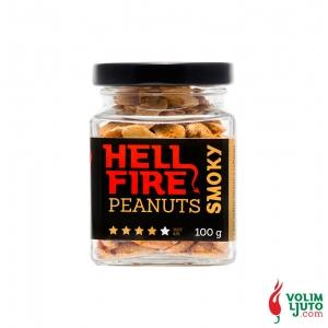 Hellfire Peanuts Smoky  – kikiriki s chili papričicama